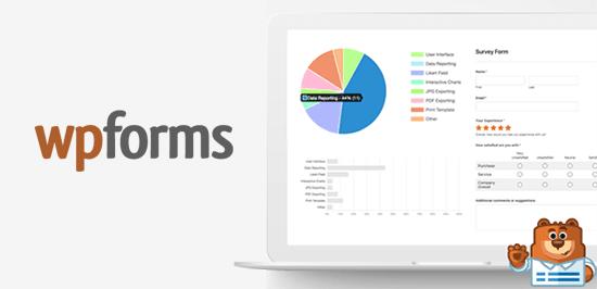 WPForms - плагин опроса на WordPress