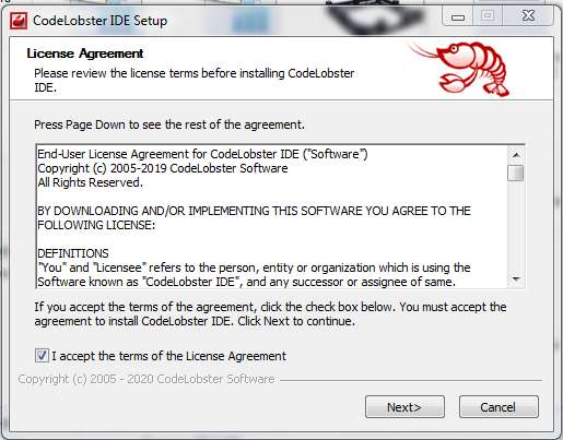Установка редактора CodeLobster IDE на сайт